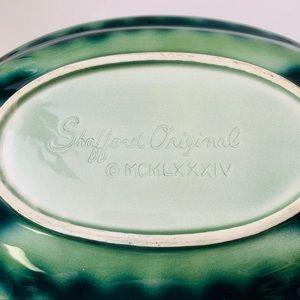 Vintage Kitchen - Vintage   Shafford Original Watermelon Dish